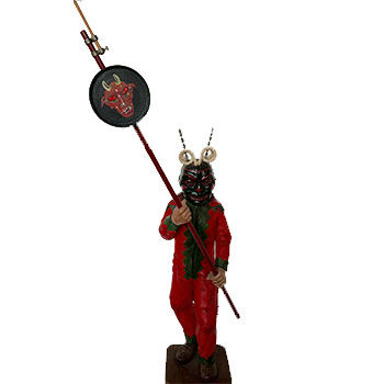 Figura de Maça de la Patum